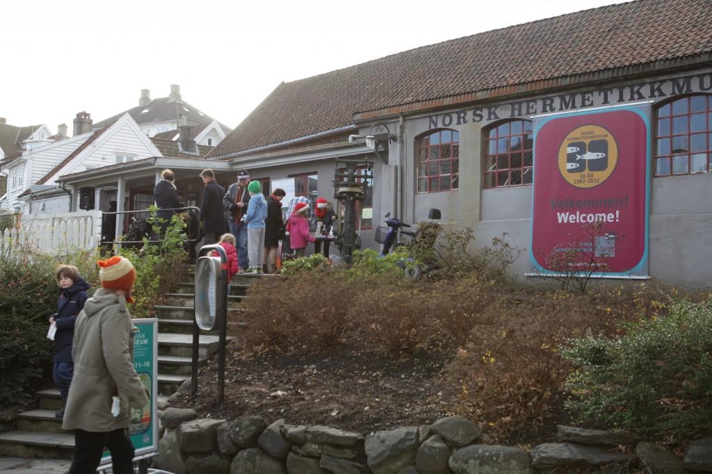 Christmas market in Gamle Stavanger 03