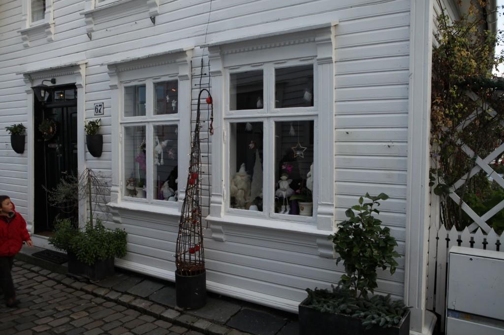 Christmas market in Gamle Stavanger 09