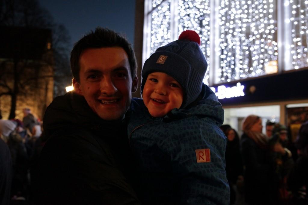 Christmas tree Lighting – Domkirkeplassen in Stavanger 01