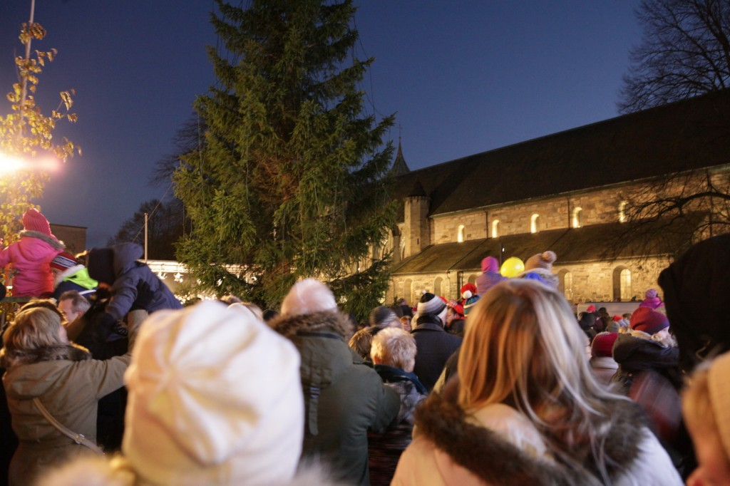 Christmas tree Lighting – Domkirkeplassen in Stavanger 02