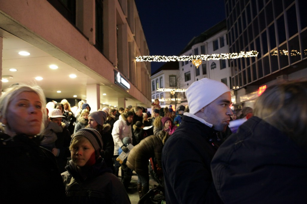 Christmas tree Lighting – Domkirkeplassen in Stavanger 04