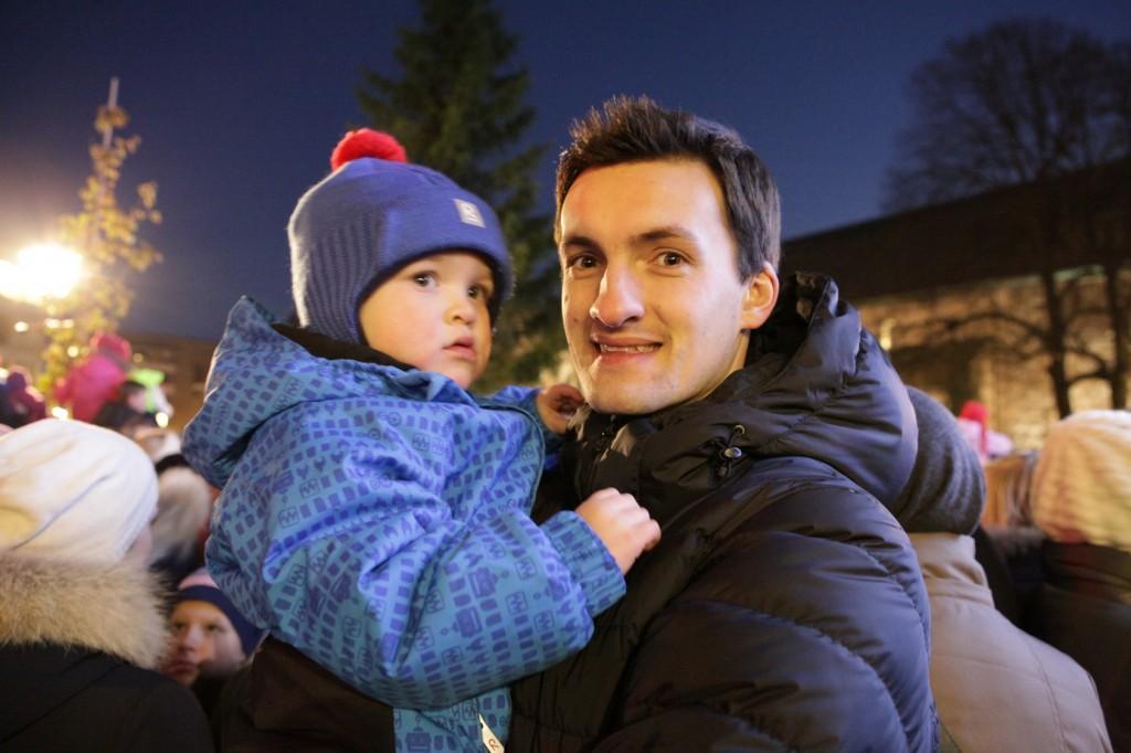 Christmas tree Lighting – Domkirkeplassen in Stavanger 05
