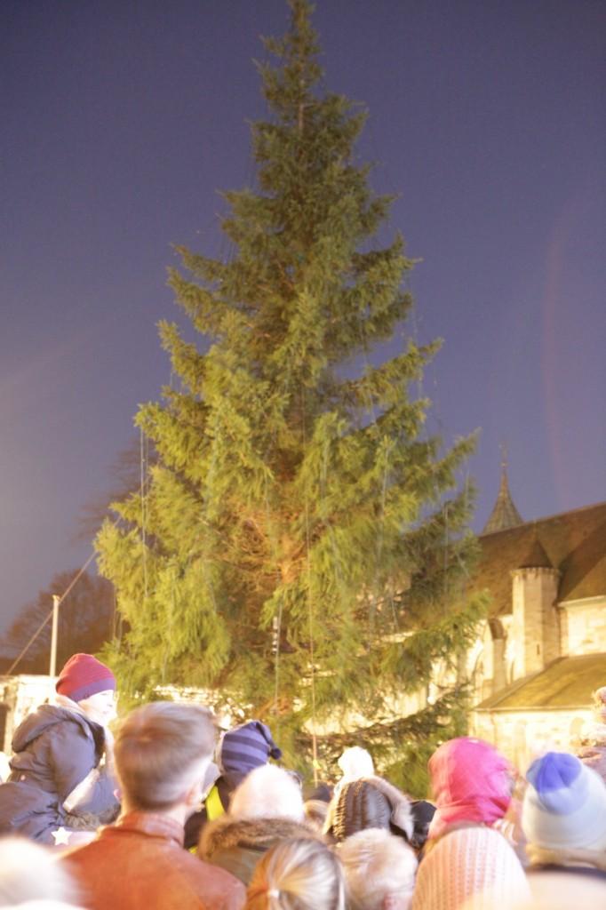 Christmas tree Lighting – Domkirkeplassen in Stavanger 06