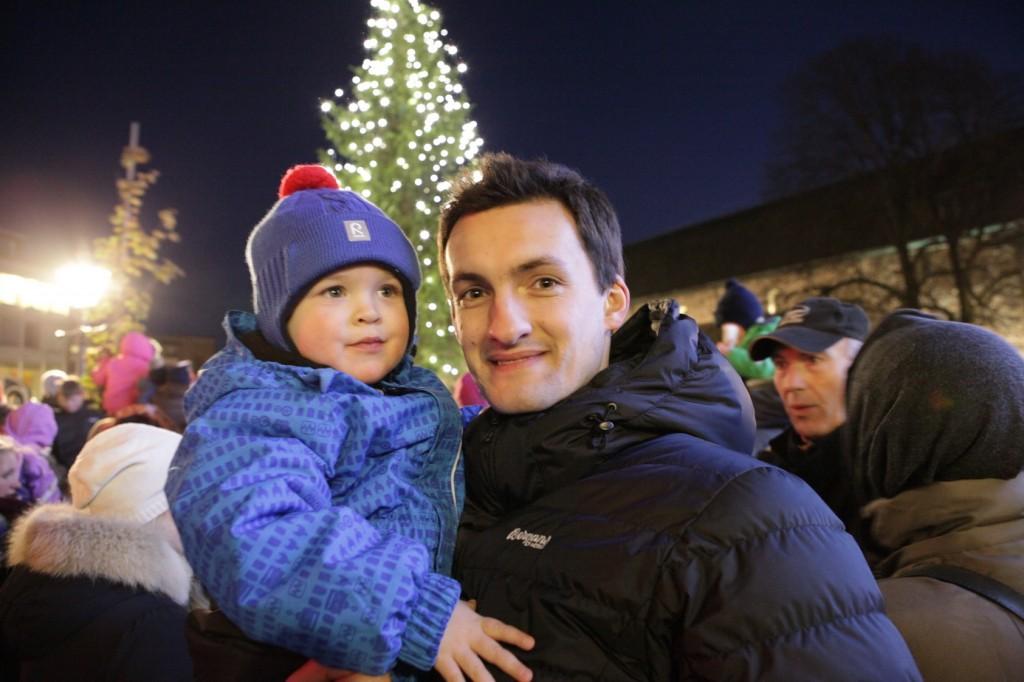 Christmas tree Lighting – Domkirkeplassen in Stavanger 07