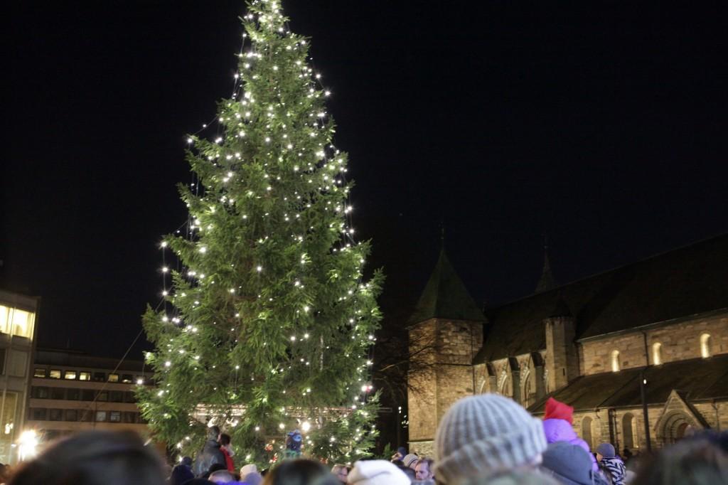 Christmas tree Lighting – Domkirkeplassen in Stavanger 08