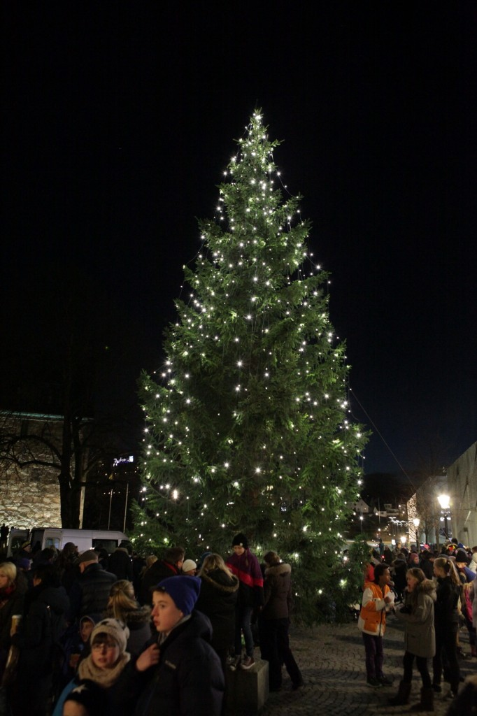 Christmas tree Lighting – Domkirkeplassen in Stavanger 11