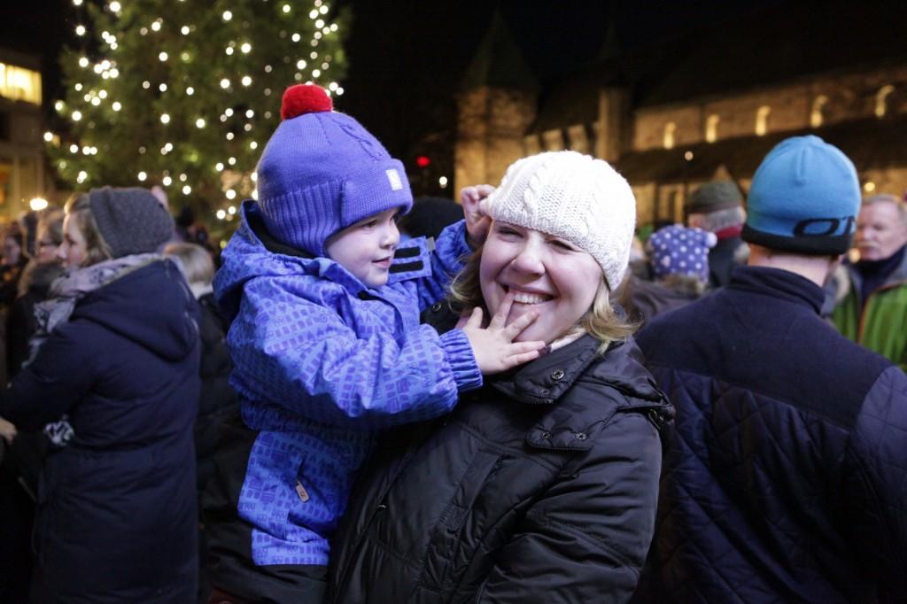 Christmas tree Lighting – Domkirkeplassen in Stavanger 12