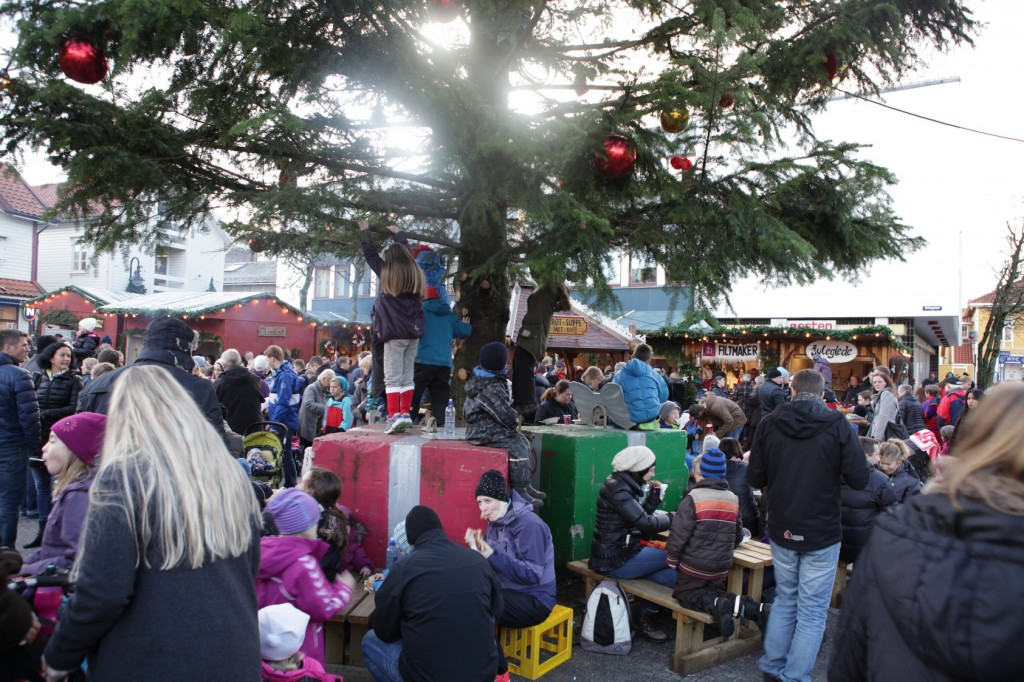 Julebyen in Egersund 11