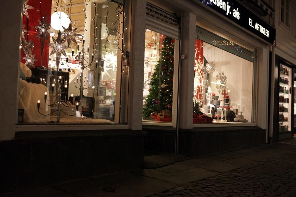 Stavanger City Center - Christmas lights on 04