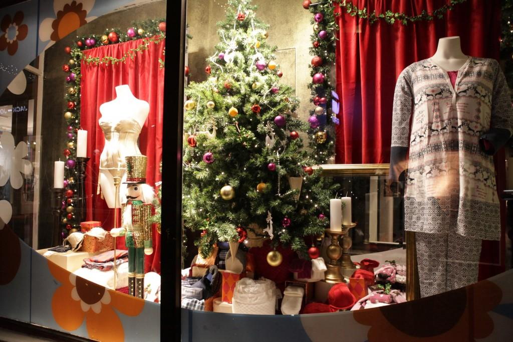 Stavanger City Center - Christmas lights on 20